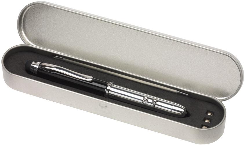 T312 - Bolígrafo Y Puntero Metálico