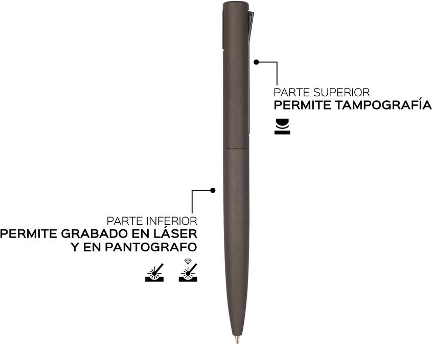 Bp254 sistemas de impresion grafito