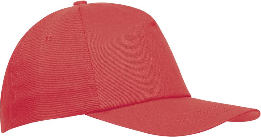 G215 rojo perfil