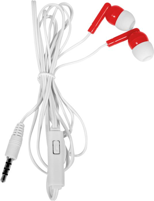 T510 rojo auriculares con microfono
