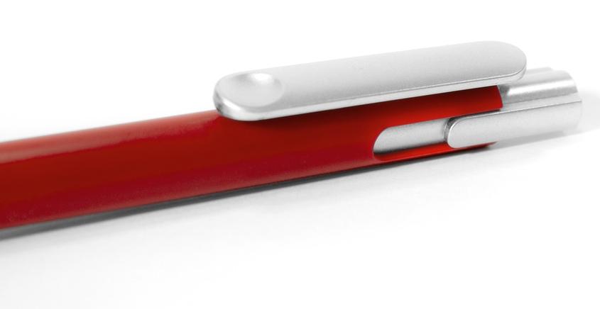 Bp266 rojo clip