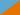 Celeste naranja