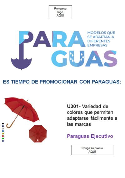 Miniatura paraguas col