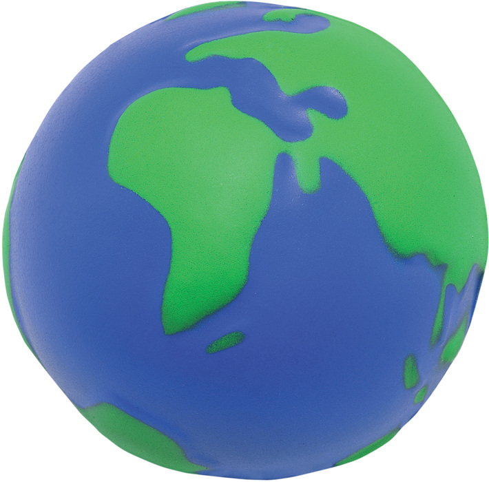 "PELOTA ANTI STRESS ""EARTH"""