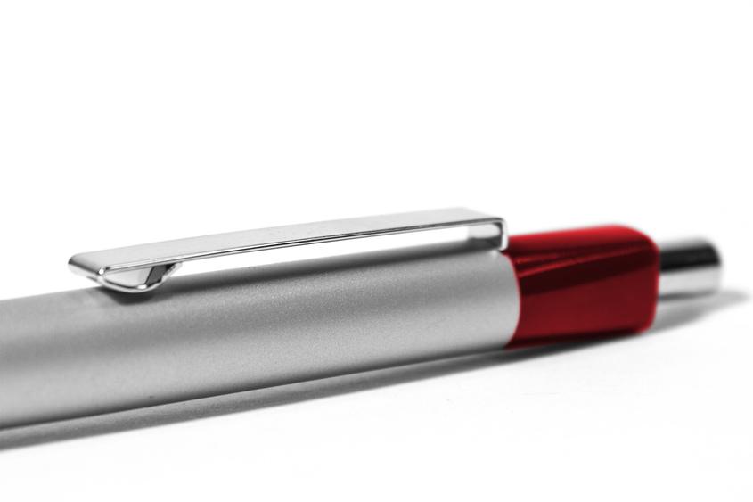 Bp269 rojo clip