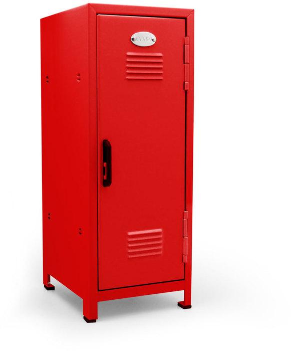 Minilocker rojo 1