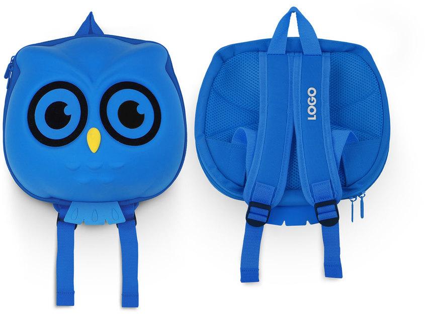 Owl azul 05