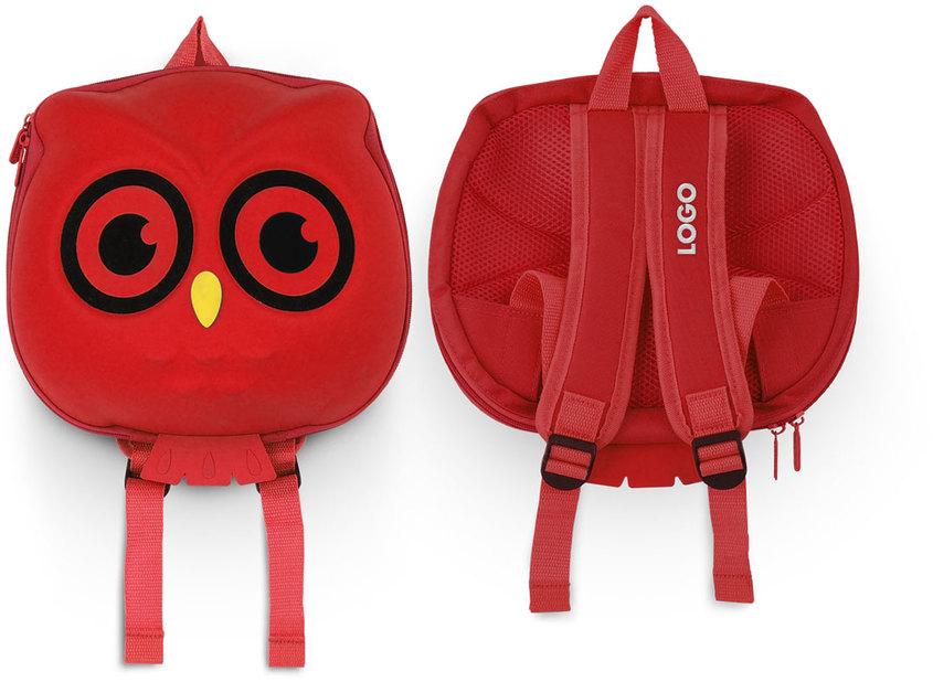 Owl rojo 05