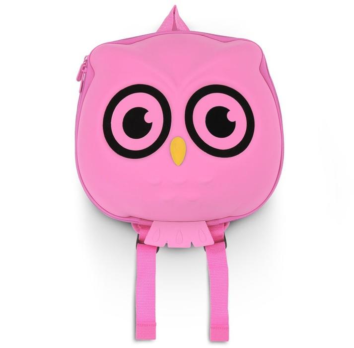 Owl rosa 01