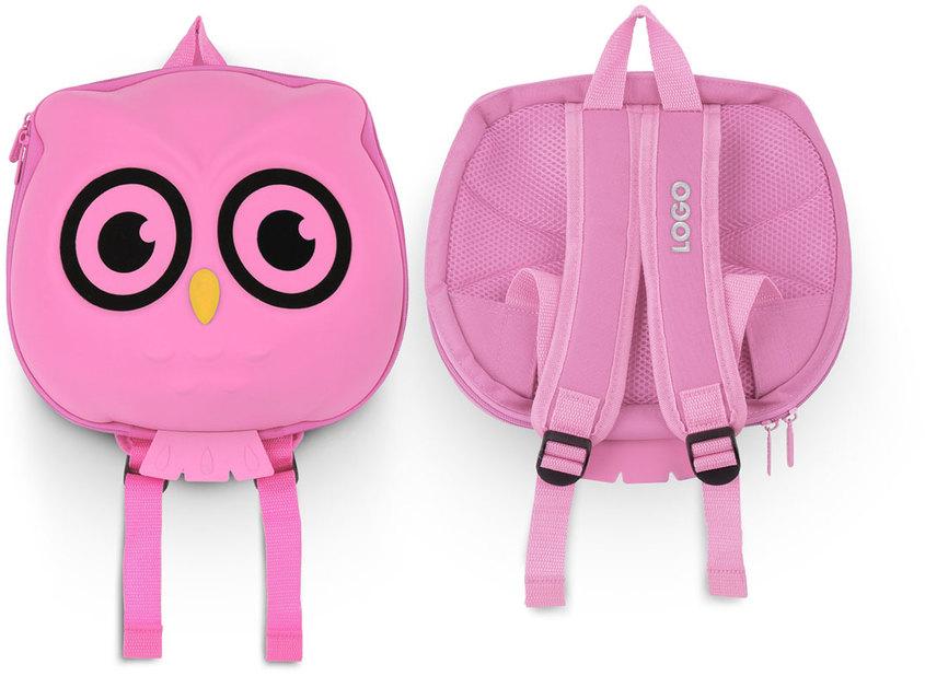 Owl rosa 05