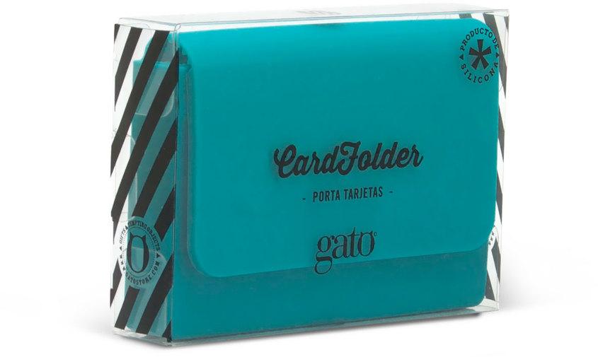 Cardfolder turquesa6
