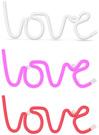 LUZ NEÓN LOVE