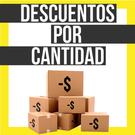 DESCUENTOS -%