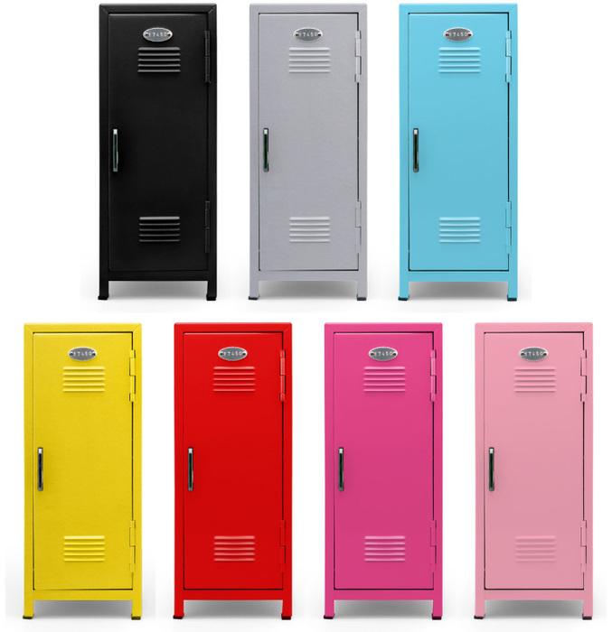 G69 mini locker colores gato