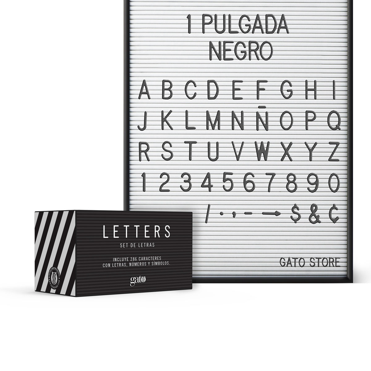 LETTERS 1""