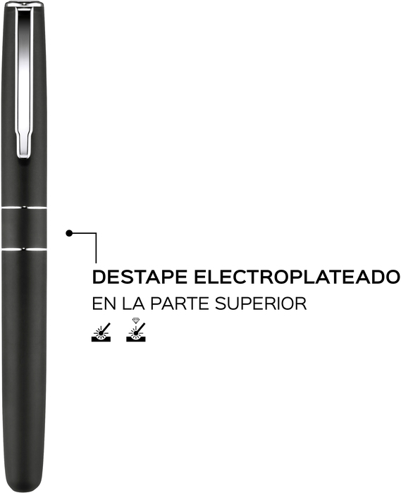 Bp187 electroplateado