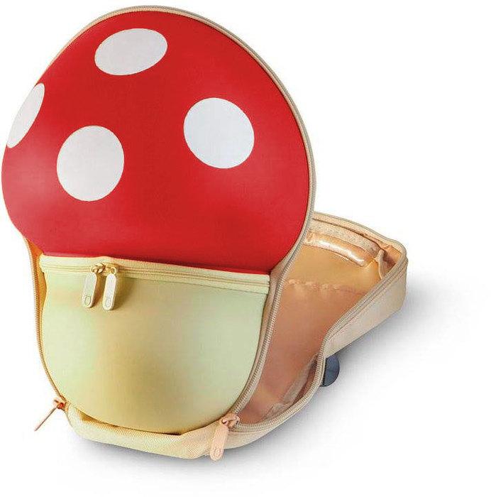 Mushroom rojo 02