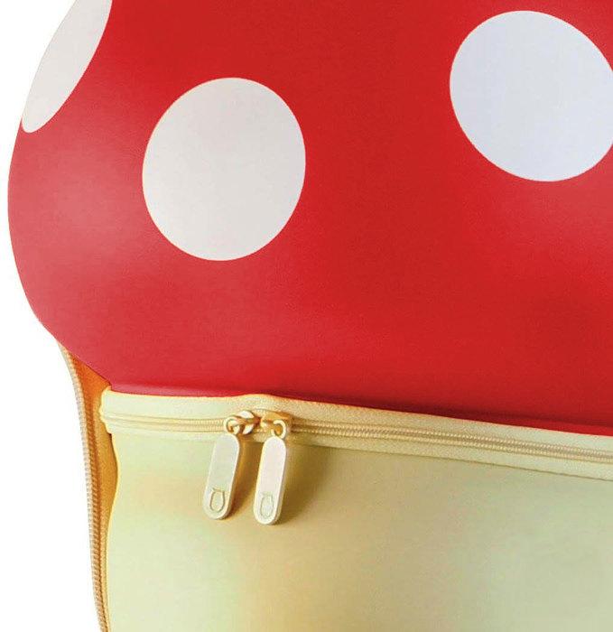 Mushroom rojo 04