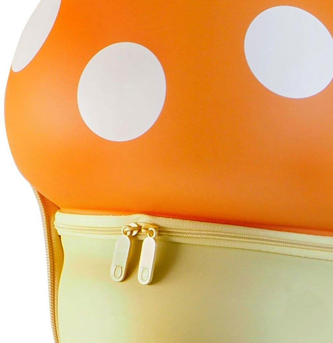 Mushroom naranja 04