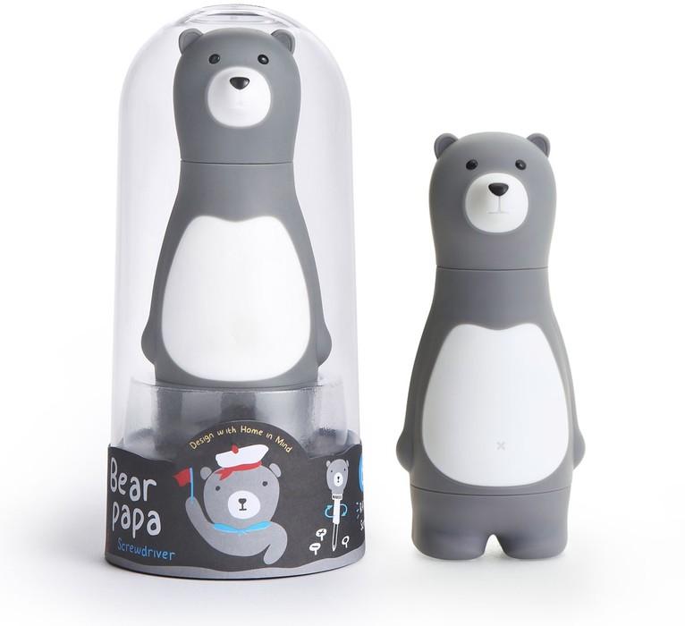 Bearpapa gris 03