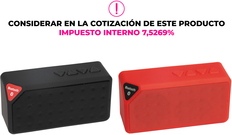 RECTANGULAR SPEAKER BLUETOOTH