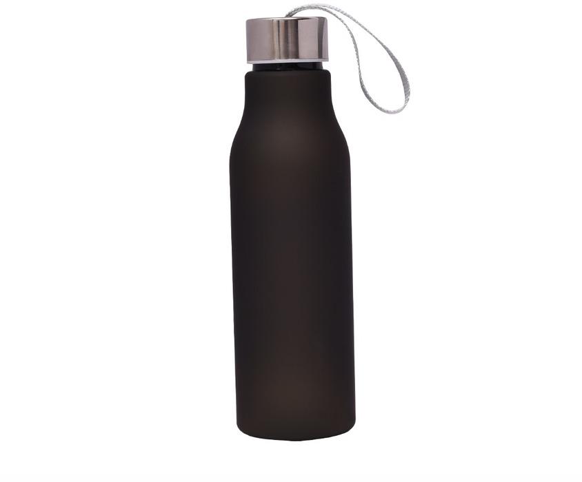 Botella PLÁSTICA SPORT ESMERILADA