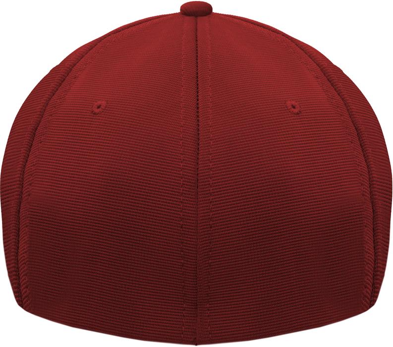 Gorra rojo g217 atras