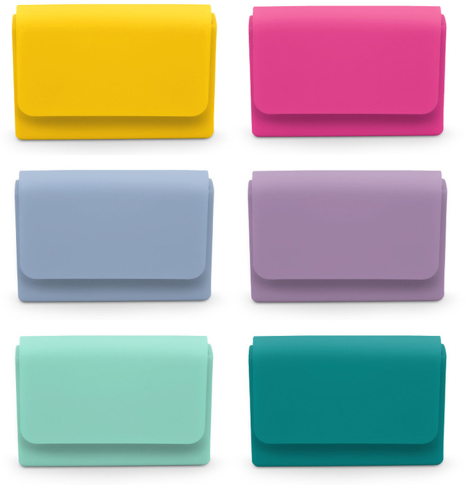 G87 card folder colores gato