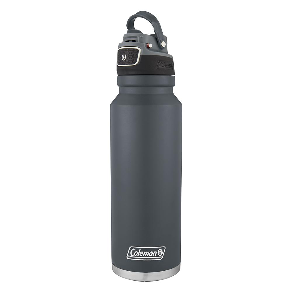 Termo Botella Coleman Freeflow Vaso Termico 1,2lts Acero