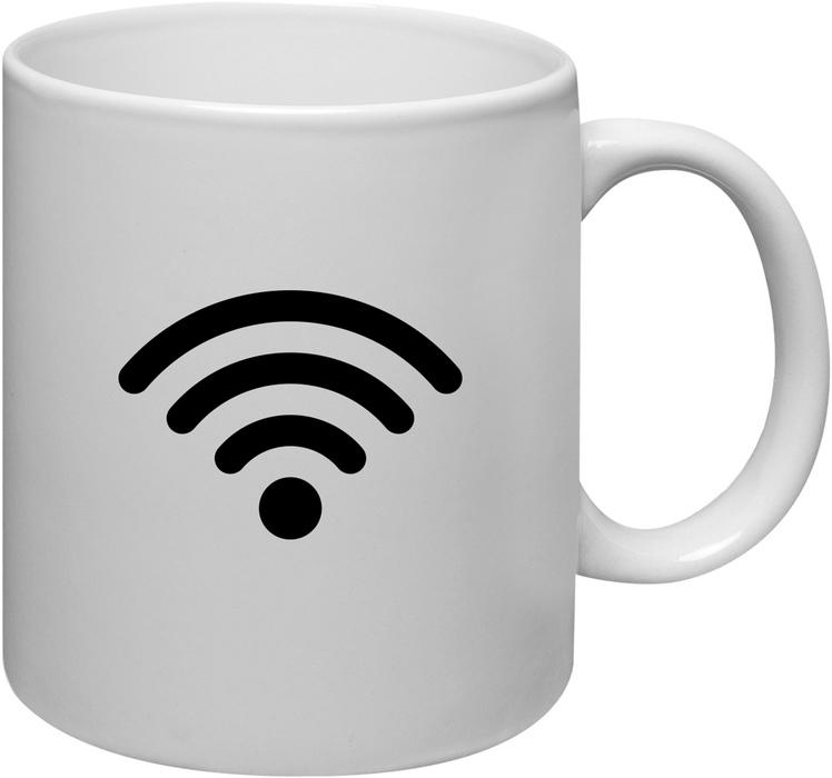 Taza mágica WiFi