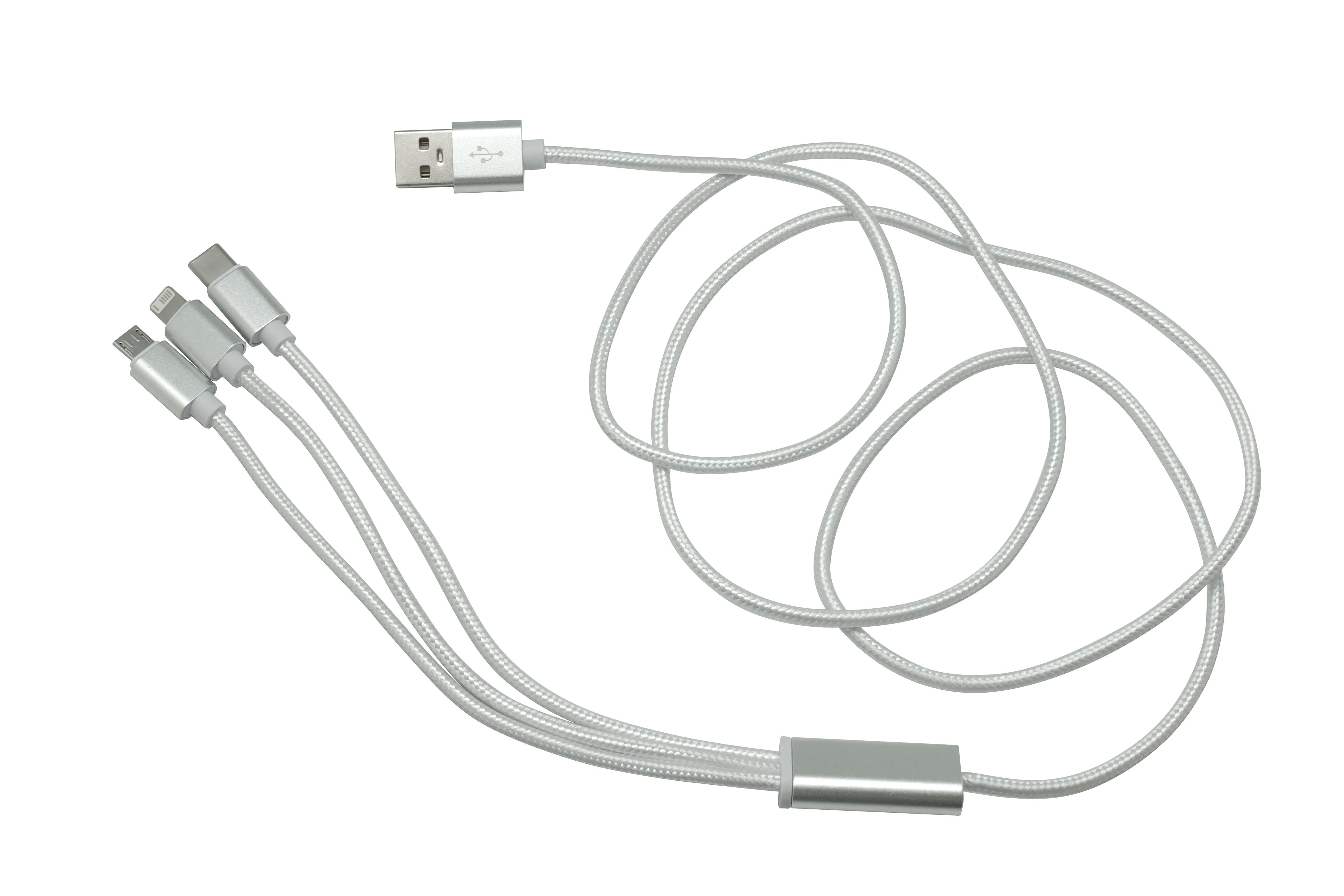 """Cable con adaptador """"MADISON"""""""