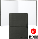 Cuaderno liso-Hugo Boss